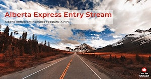 AINP - Alberta Express Entry stream