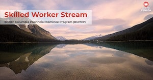 BCPNP - Skilled Worker stream
