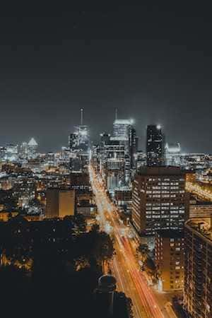 View of Montreal, Quebec, Canada thanks to our Ultimate City Guide