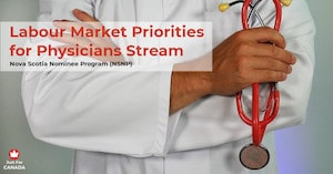 NSNP - NS Labour Market Priorities for Physicians stream