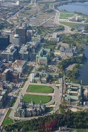 View of Ottawa, Ontario, Canada thanks to our Ultimate City Guide