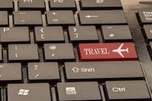 Keyboard to apply for a Canadian Electronic Travel Authorization (eTA)