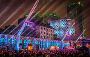 Montréal-All-Nighter festival, Quebec, Canada